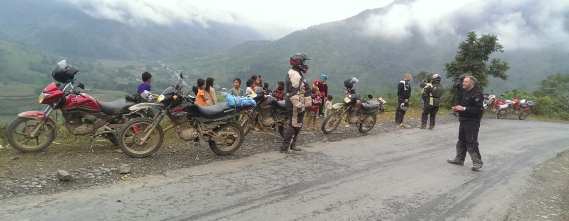 Vietnam North-East Motorcycle Tours to Ha Giang - Dong Van - Meo Vac
