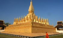 That Luang In Vientiane
