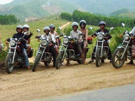 hue-motorcycle-tour-to-tam-giang-lagoon