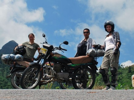 Northern Vietnam motorbike tours to Ha Giang