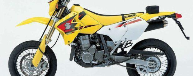 Suzuki DRZ400 620x245 - Suzuki DRZ 400cc