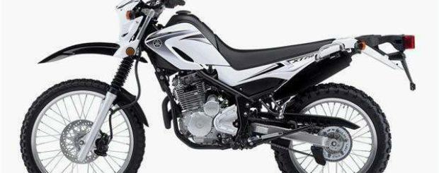 yamaha serrow 230 620x245 - Yamaha Serrow 230cc