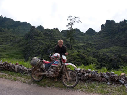 Mekong delta motorbike tours, Saigon motorcycle tours
