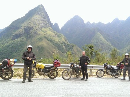 Northern Vietnam motorbike tours from Hanoi