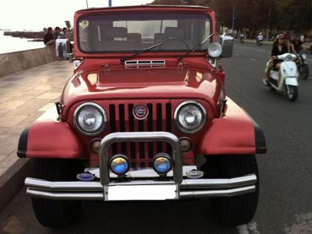 Saigon Jeep Tours